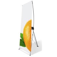 Мобільний стенд X-банер Premium 60x160 см