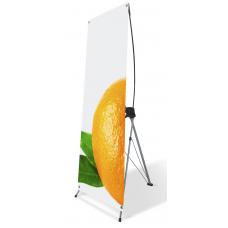 Купити Мобільний стенд X-банер Premium 80x180 см за найкращою ціною!