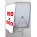 Мобильный стенд 190*200см
